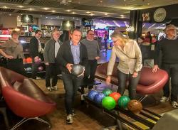 Bowlingaften med spisning 27. 1. 2018